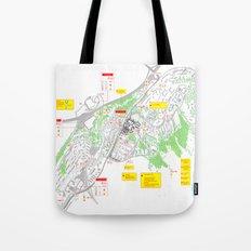 Haugerud Urban Center Tote Bag
