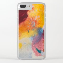Candy land Clear iPhone Case
