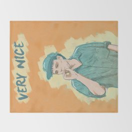 Mac Demarco  Throw Blanket