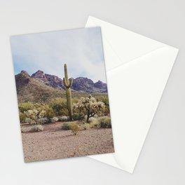 Arizona Cactus Stationery Cards