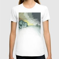 sailing T-shirts featuring Sailing by Brontosaurus