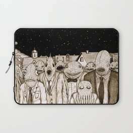 Innsmouth Meeting Laptop Sleeve