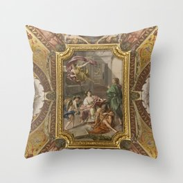 Vatican IV, Rome Throw Pillow