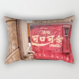 Restored Rectangular Pillow