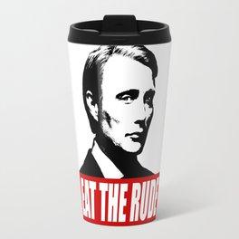 Hannibal - Eat The Rude Travel Mug