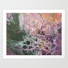 Pour6 Art Print