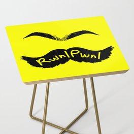 RwnlPwnl Mustache Side Table