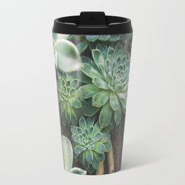 Botanical Gardens Succulent #625 Travel Mug