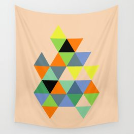 Abstract #693 Wall Tapestry