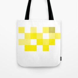 Pixelness Tote Bag