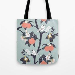 MAMA ROSA GARDEN - BIRD Tote Bag