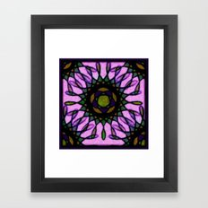 Dirty Disco Framed Art Print