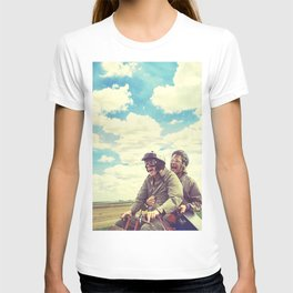 Best Buds - Dumb and Dumber - jim carrey, movie poster T-shirt