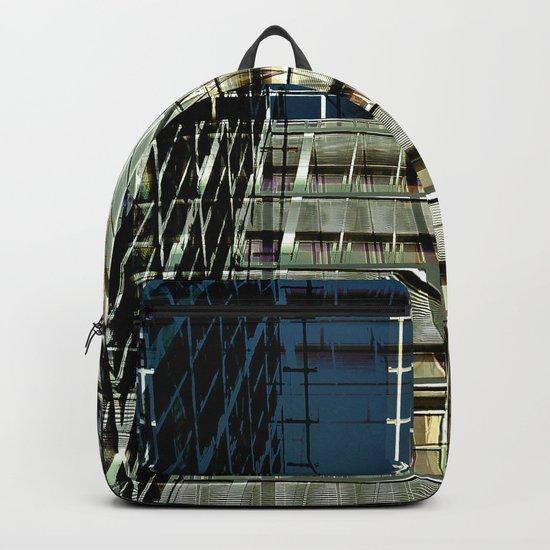 Urban Berlin Facade Backpack