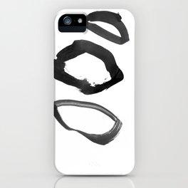 irregular 4 iPhone Case