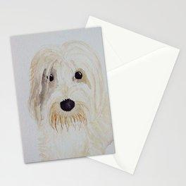 Gina the PBGV Stationery Cards