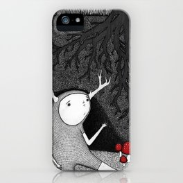 The Animal I am iPhone Case