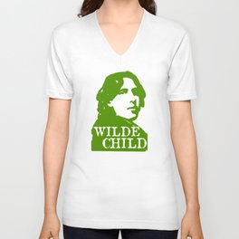 Wilde Child Unisex V-Neck