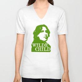 Wilde Child Unisex V-Neck