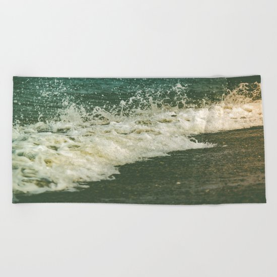 Find Your Peace Beach Towel