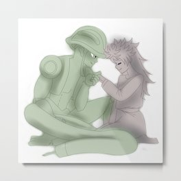 King's Love Metal Print