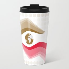 Save ourselves with both hands Travel Mug