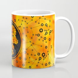 Aries Zodiac Sign Fire element Coffee Mug
