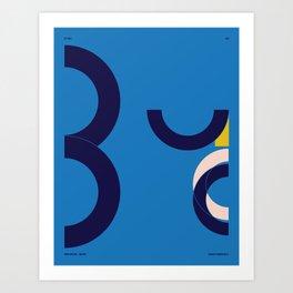 Buenos Aires — City Series Art Print