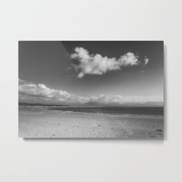 All Alone Metal Print