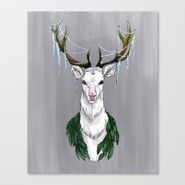 Spirit of Winter Canvas Print