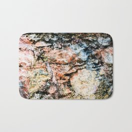 opposes speculation Bath Mat