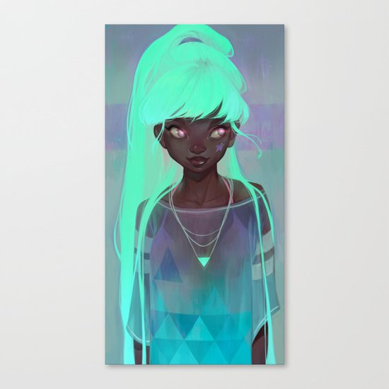 lumen Canvas Print