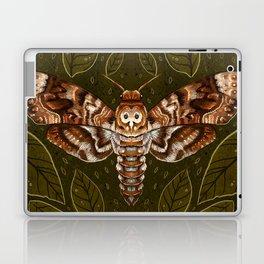 Deaths-Head Moth Laptop & iPad Skin