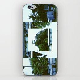 Decoy Geometry Overgrown iPhone Skin