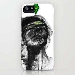 Don't give me orders, I do what I want! iPhone Case