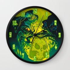 MAD SCIENCE! Wall Clock