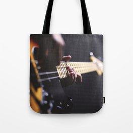 Guitarist Tote Bag