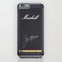 marshall iPhone Case