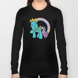 My Biggie Pony Long Sleeve T-shirt