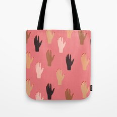 LADY FINGERS Tote Bag