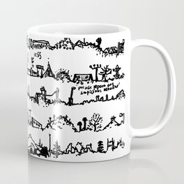One Hour on the 11:30 from Bristol Temple Meads Coffee Mug