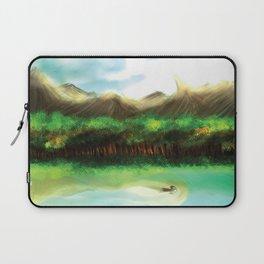 Lake Environment Laptop Sleeve
