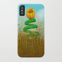 Sprung - Painting iPhone Case