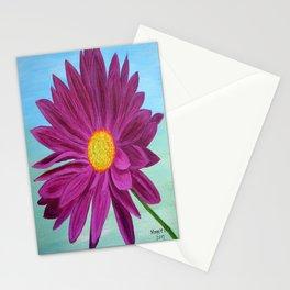 Daisy/close up Stationery Cards