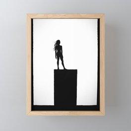 I Am Framed Mini Art Print