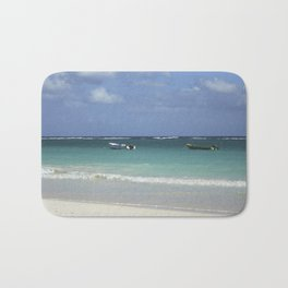 Carribean sea 12 Bath Mat