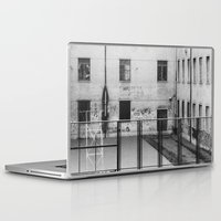 school Laptop & iPad Skins featuring School by Ibbanez