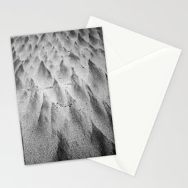 Shapes in the Sand II Stationery Cards