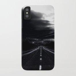 Nearing The Badlands iPhone Case