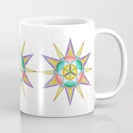 Life Star - The Rainbow Tribe Collection Coffee Mug